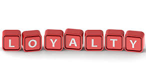 To get Customer Loyalty give Company Loyalty